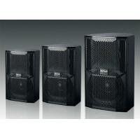 Quality Passive PA Full Range Live Music Sound Systems 15 For Club DJ Event 1800 W wholesale