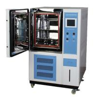 Quality LCD Constant Temperature Humidity Test Chamber / Environmental Testing Equipment wholesale