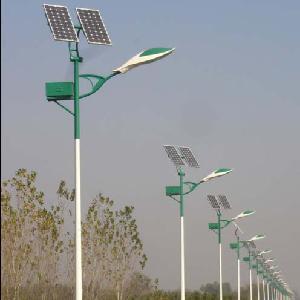 Solar Street Lamp Light 54W 9m Pole (STL95440)