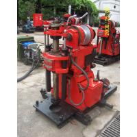 Buy cheap Portable Skid Mounted Engineering geological exploration Drilling Rig from wholesalers