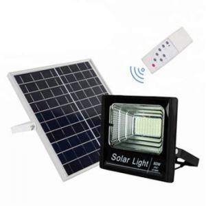 China Remote Control Solar Powered LED Floodlight 100 Watt 150 Watt  200 Watt  6500K on sale