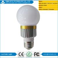 China 3w E27 high brightness LED bulb light with 50000 hours' lifespan for living room on sale