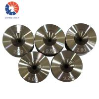 Buy cheap High quality Special Shape Gold Cable PCD Diamond Wire Drawing Dies from wholesalers
