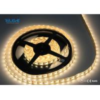 China Changing color rgb led light strips 2216 flexible led strip lights multi color 19.2W on sale