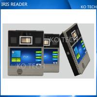 Quality IR801 iris access reader with 10000 supporting TCP/IP for access control/time attendance wholesale