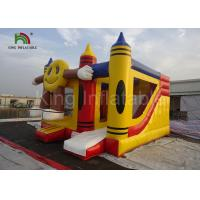 Buy cheap Interesting Children and Adult Inflatable Jumping Castle , Commercial Inflatable from wholesalers