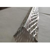 Buy cheap 32mm Wing Aluminium Angle Bead , Drywall Corner Bead 2.4m Length 0.4mm Thickness from wholesalers
