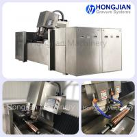 Quality Stone Polishing Grinding Machine for Gravure Printing Plate Making Copper Plated Gravure Cylinder Finishing Machine wholesale