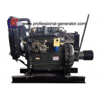 China Water Cooled 41HP to 68HP Fixed Industrial Diesel Engines with 4 Cylinder 4 Stroke Electric Engine on sale