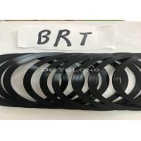 China Powder Coating Nylon BRT Hydraulic Cylinder Seals / Mechanical Oil Seal on sale