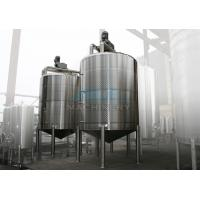 Quality ACE Machinery Stainless Steel Mixing Tank for Cosmetic, Food and Pharmaceutical Industries wholesale