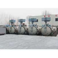 China Autoclaved Aerated Concrete AAC Block Equipment on sale