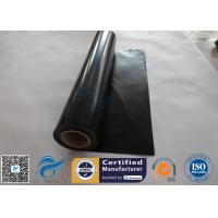Quality Non Toxic PTFE Coated Fiberglass Fabric High Dielectric Strength wholesale