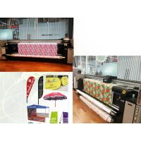China Roll To Roll Epson Sublimation Printer Digital Printing Machine With Print Head on sale