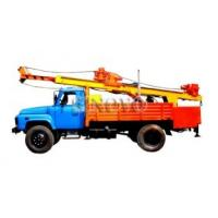 Cheap 40KW / 53.6hp Drilling Capacity 300M Geological Drilling Rig ST-200 Mobile Drilling Rigs for sale