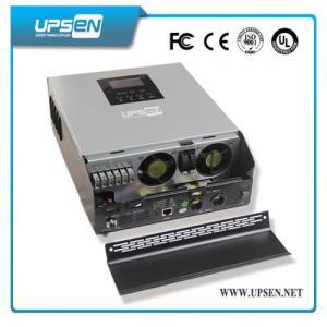 Buy cheap Parallel Solar Inverter 12/24/48V 220V Inbuilt Battery Charger 1000va - 5000va from wholesalers