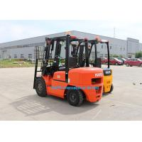 Quality OEM 3.5T Warehouse Forklift FD35 , Diesel Operated Forklift 2 Stage 4m Mast wholesale