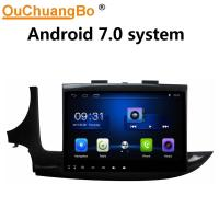 China Ouchuangbo 9 inch touch screen car radio android 7.0 stereo for Buick Enclave 2016 with BT USB steering wheel control on sale