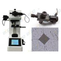 Quality Digital Micro Vickers Hardness Tester With Built - In Printer Halogen Lamp wholesale