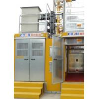 Quality Payload Capacity 3000Kg Rack & Pinion Hoist Cage Internal Size W1.5 M * L3.2 M * H2.35 M wholesale