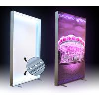 Quality Free Standing LED Indoor Fabric LED Light Box For Hotel / Shopping Mall wholesale