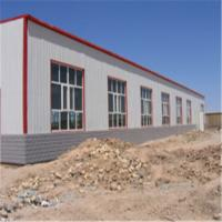 2015 new design steel structure prefabricated storage shed for Metal storage sheds for sale