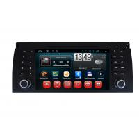 Quality PAL Touch Screen BMW E39 Central Multimidia GPS Hebrew with DVD / BT / ISDBT / DVBT / ATSC wholesale
