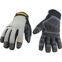 China Chainsaw cow leather cut resistant gloves ZMR113 on sale