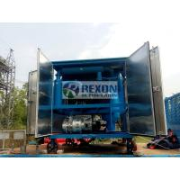 Quality Vacuum Processing Insulation Transformer Oil Purification Machine Dewater And Degas From Oil wholesale