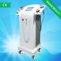 Quality Vacuum Ultrasonic Cavitation Slimming Machine With Five Handles wholesale