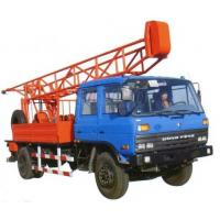 Quality ST100-5G Drill Equipped With Transpose Positions And Auxiliary Hoisting Device Mobile Drilling Rigs wholesale