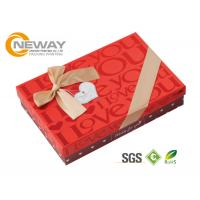 Quality Printed Packaging Boxes , Good Quality Custom Printed Gift Chocolate Boxes wholesale