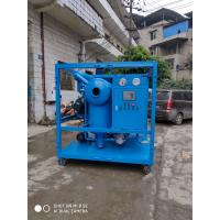 China Junsun Exporting 6000 Liters/Hour Double-Stage Vacuum Transformer Oil Purifier Filtering Machine Purification Plant on sale