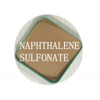 China Concrete Admixture Naphthalene Sulfonate Formaldehyde / Sodium Naphthalene Sulphonate / NSF / SNF Superplasticizer on sale