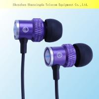 Quality Popular bosingly sport earphone with Mic control talk for in-ear Noise cancelling earphone 3.5mm earphone wholesale