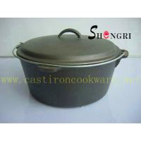Cheap cast iron dutch oven for sale