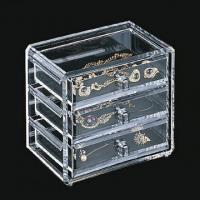 Quality 2mm / 3mm Acrylic Jewelry Display Case for Necklace ,Bracelet wholesale