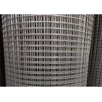 China Plastic Coated Wire Mesh Rolls Electro Galvanized weld mesh roll 25m on sale