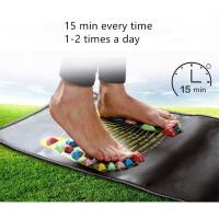 Quality Acupuncture Cobblestone Colorful Foot Massager wholesale