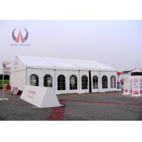Fire Resistant Outdoor Event Tents For Wedding Receptions UVA Proof 2 Year Warranty