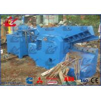 China Metal Scrap Alligator Shear Metal Cutting Machine Rebar shear Hydraulic Shearing Mafchine on sale