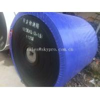 Quality Industrial Transmission Portable Conveyor Belt With Nylon / Rubber Material , OEM Service wholesale
