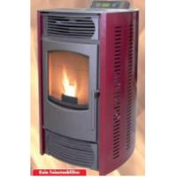 Quality Easy Clean No Electricity Pellet Stove , Modern Pellet Stove With Security Bar wholesale