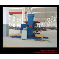 Cheap Manual Box Beam / H Beam End Face Milling Machine Full Automatic For Steel Cross for sale