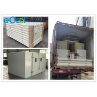 Quality Soundproof Small Cold Storage Panels High Heat Conductivity Customized Size wholesale