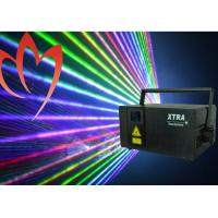 China Small Size 5W Laser Stage Light RGB For Disco / Pub / Bar / Clubs on sale