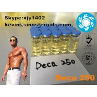 Quality Deca 250 Nandrolone Decanoate Injectable Anabolic Steroids Yellow Liquid wholesale