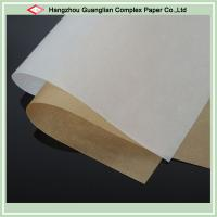 China colored parchment paper for baking on sale