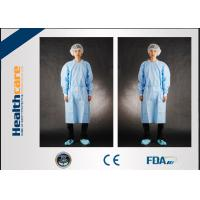 Quality SMS Disposable Surgical Gowns Medical Garments For Surgery Operating S-5XL wholesale