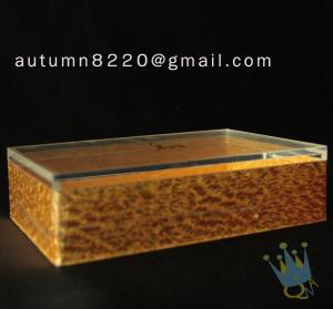 Quality BO (43) acrylic donate case wholesale